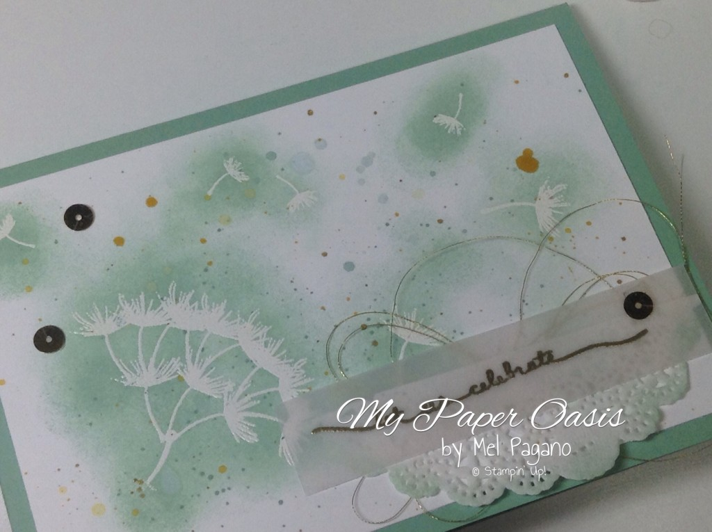 From My paper Oasis; Balloon Celebration; Balloon Card; Balloon Bundle; Birthday Card; Baby Card