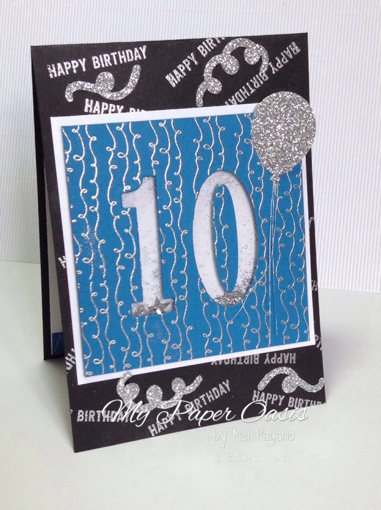 CTC birthday Sweet Stack stamp set by My Paper Oasis