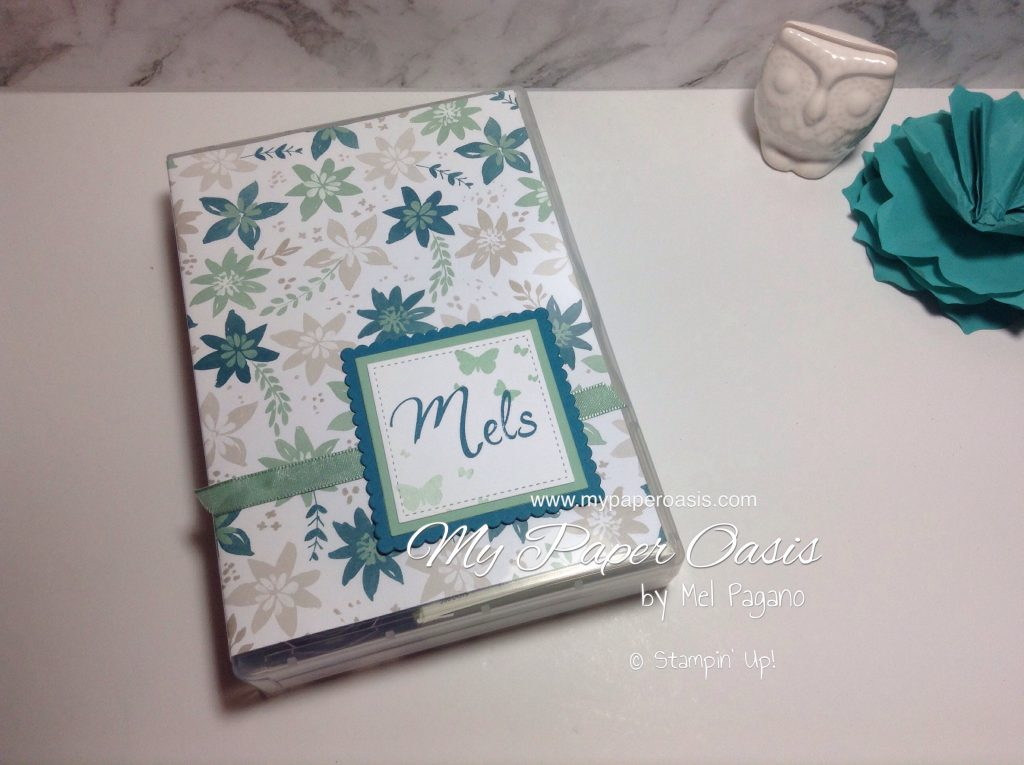 Basic Adhesive Box Class Kit by My paper Oasis