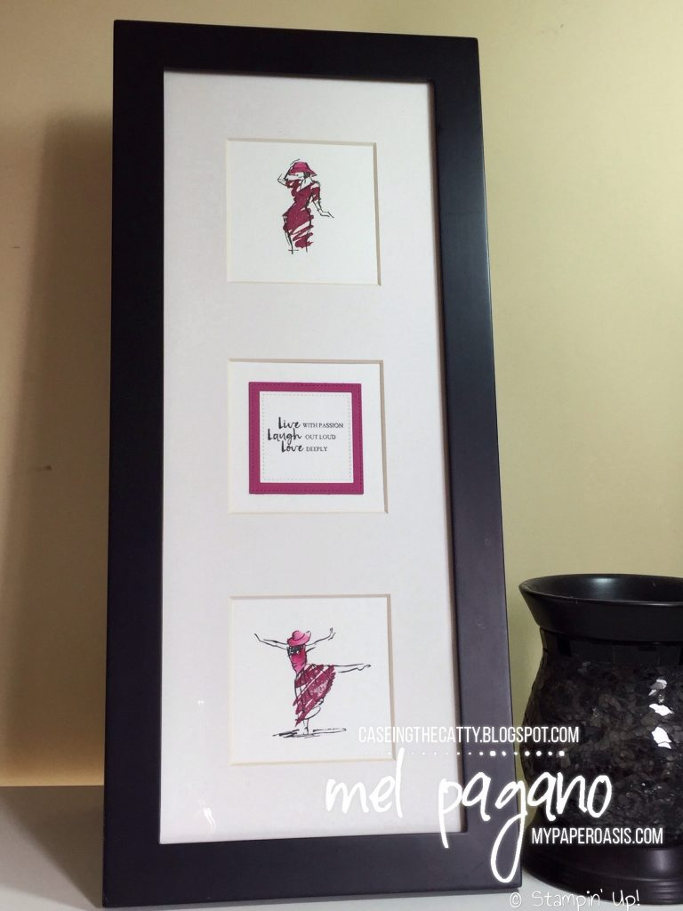 CTC 130 Favourite Occasions Catalogue Project by Mel Pagano at My Paper Oasis using Stampin Up's Beautiful You Stamp Set