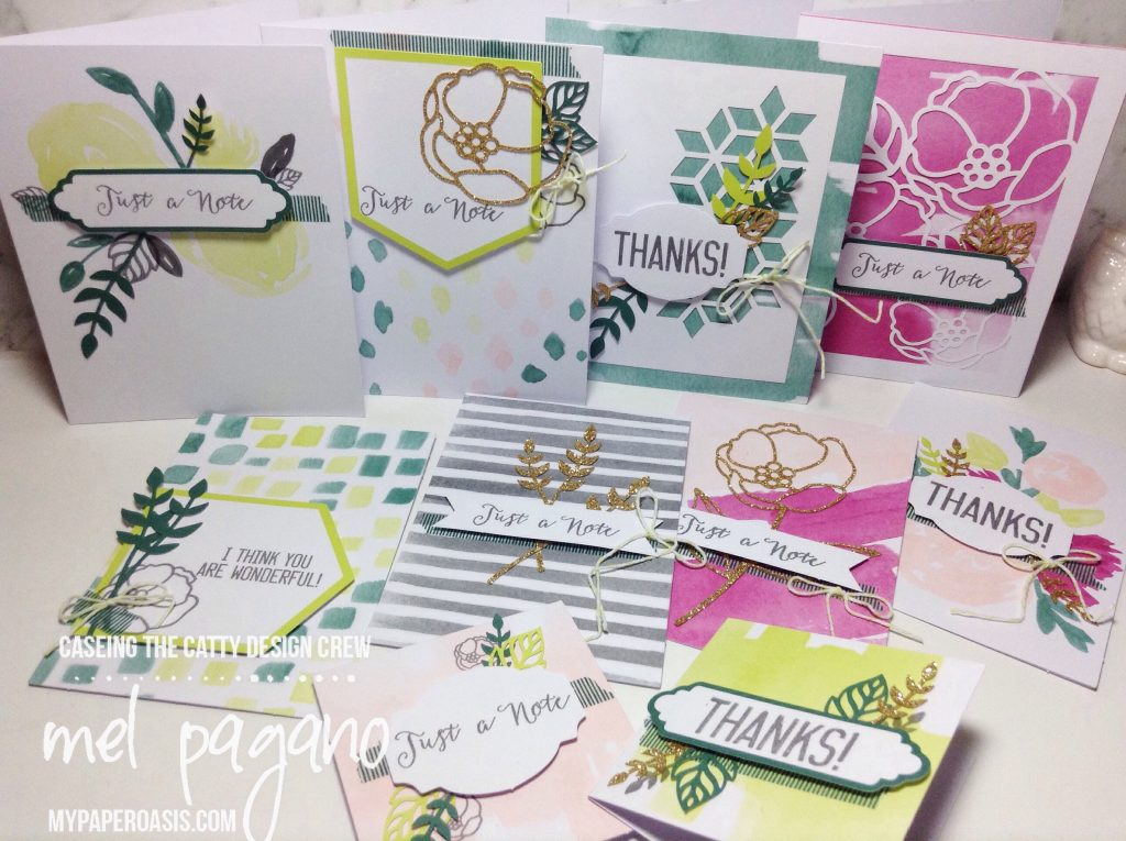 CTC 148 - Kits and Memories and More - Soft Saying Card Kit