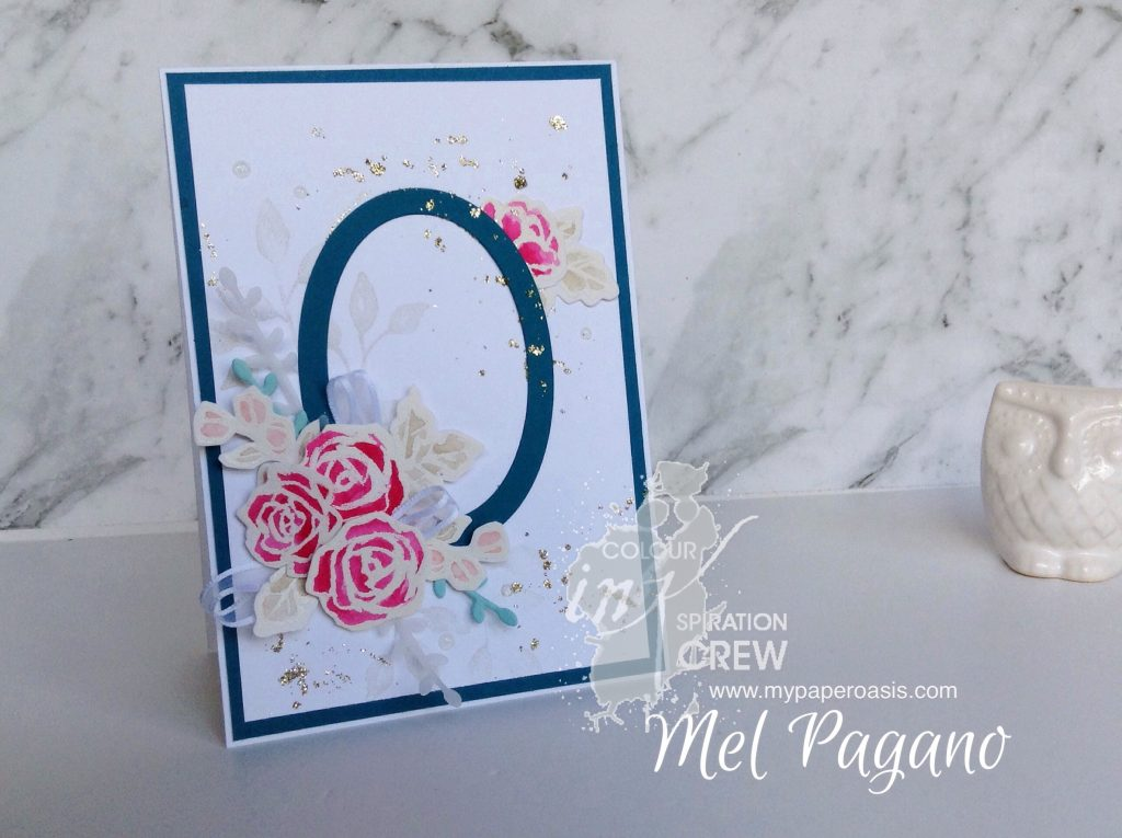 Colour INKspiration 27 - Petal Palette by Mel Pagano @ My Paper Oasis