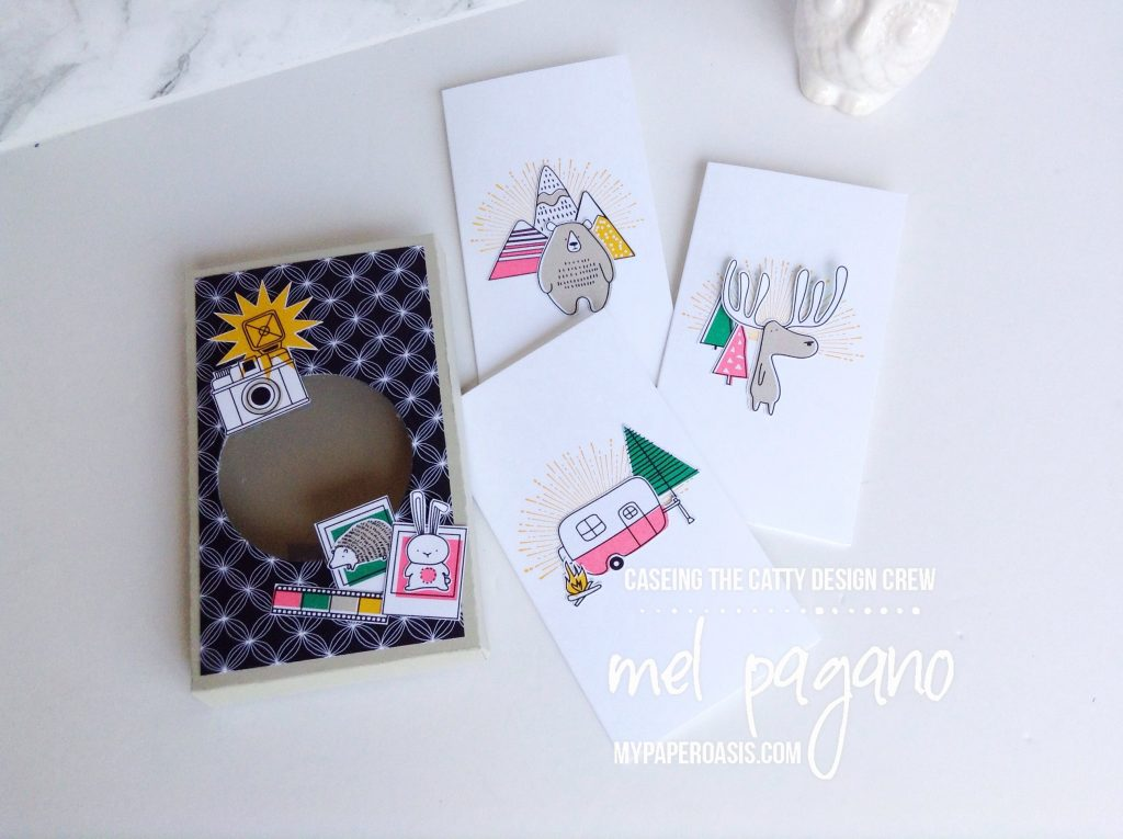 CTC 166 - Lots to Love about Pick a Pattern by Mel Pagano at My Paper Oasis