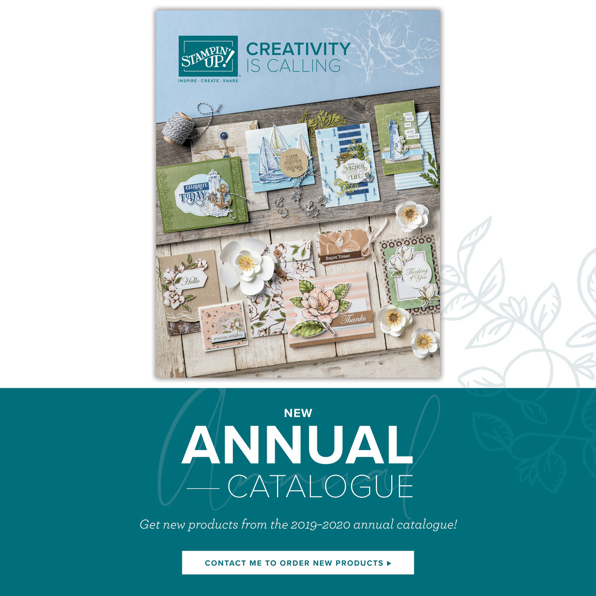 2019 – 2020 Annual Catalogue